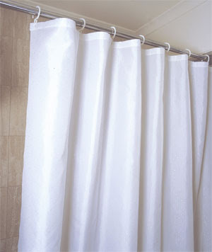 How to Clean a shower curtain « Housekeeping