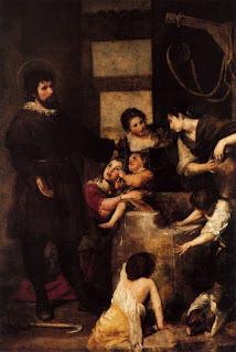 'El milagro del pozo', de Alonso Cano (Museo del Prado)