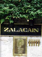 Uno de los más célebres restaurantes de Madrid está en esta calle