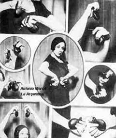 Antonia Mercé, 'La Argentina' (1890-1936)
