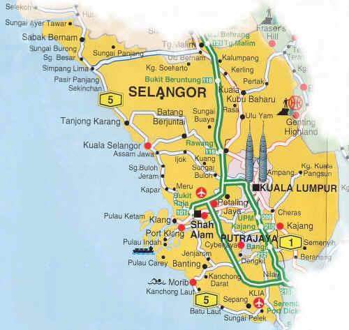 Selangor Destination