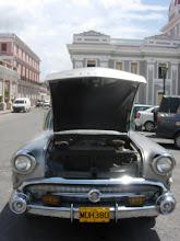 En Cuba los únicos que tenemos libertad de expresión somos los carros