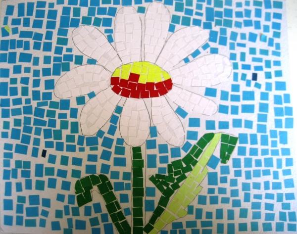 Arte y cultura tercer semestre 2010 sesi n 03 mosaicos romanos - Mosaico de colores ...