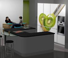 Milagro de los programas de los diseño de cocinas