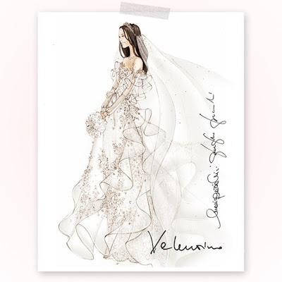 kate middleton wedding dresses sketches. kate middleton wedding dress