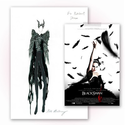 Costume Design: Black Swan