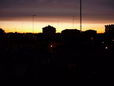 alba,tramonto