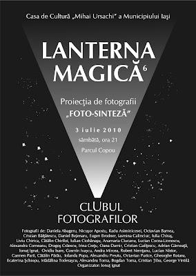 Lanterna Magică: Foto-sinteză