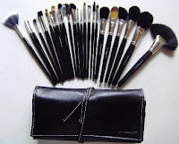 Professional Make Up Brush Set