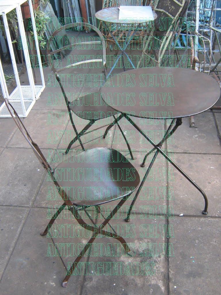 Compra venta antiguedades sillas y mesas quilmes las - Sillas antiguas restauradas ...
