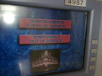 Falla de cajeros automaticos curiosa anecdota for Cajero automatico cerca de mi ubicacion