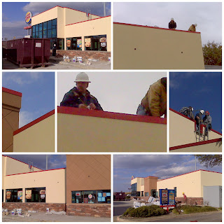Woody Gibson Of Parkway Construction Remodeling Project