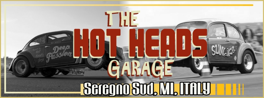 THE HOT HEADS GARAGE
