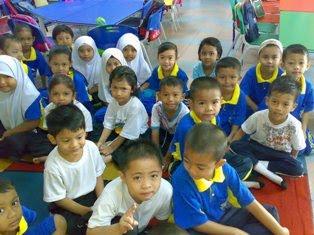 Pelajar Prasekolah 2009