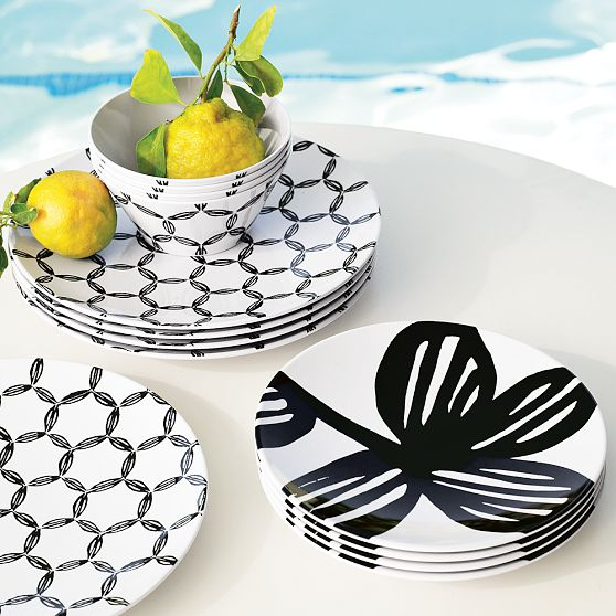 Happily Nested  sc 1 st  Happily Nested & Happily Nested: Melamine Mania