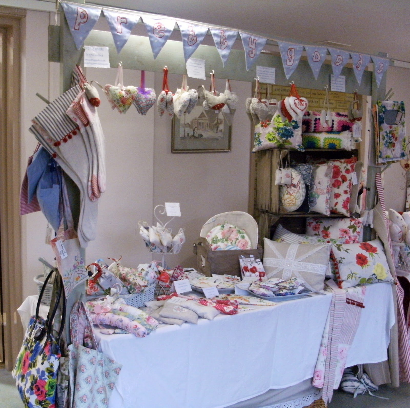 Christmas Fayre Craft Ideas Part - 39: Christmas Craft Fairs