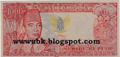 Rp 1000 Garuda Kuning