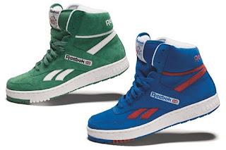 Zapatos Reebok Altos