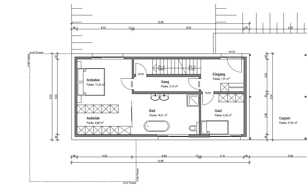 3 der hausplan hausbau projekt odysee 2010. Black Bedroom Furniture Sets. Home Design Ideas