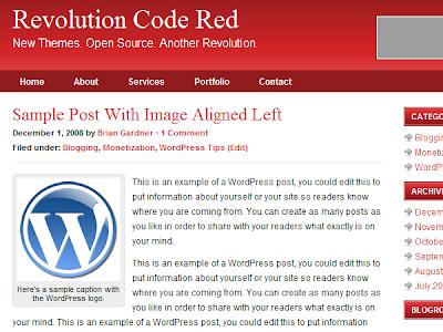 Revolution Code Red