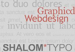 SHALOM*TYPO