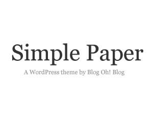 Simple Paper
