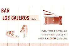 """LOS CAJEROS auspicia """"EL OJO VALE N TINO"""""""