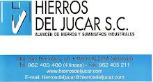 """HIERROS DEL JUCAR S.C AUSPICIA """"EL OJO VALE N TINO"""""""