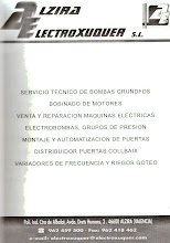 "ALZIRA ELECTROXUQUER S.LL AUSPICIA ""EL OJO VALE N TINO"""