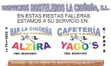 SERVICIOS HOTELEROS LA CIGÜEÑA, S.L