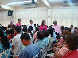 ประชุมผู้ปกครองนักเรียน ปวช. 1