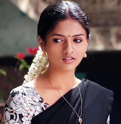 Sunaina in half saree cute photos 03