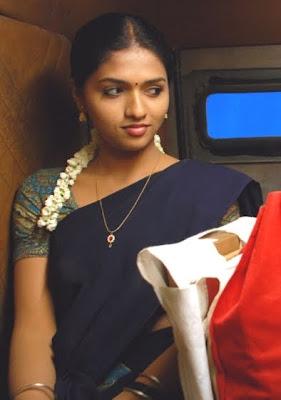 Sunaina in half saree cute photos 07