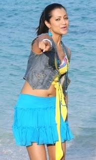 Trisha hot photos in movie khatta meetha 05