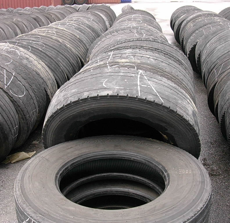 retread truck tires