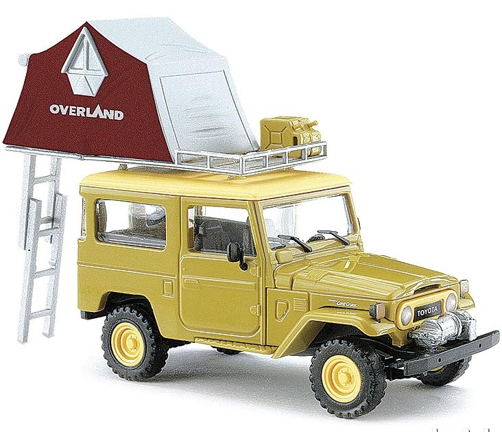 Toyota Fj40 Hardtop For Sale: AutoHomeUSA: Model Landcruiser With OverLand Tent