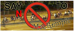 SAY NO TO MAT REMPIT