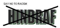 SAY NO TO HINDRAF (NO TO RACISM)
