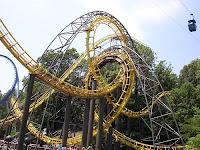 Loch Ness Monster - Busch Gardens