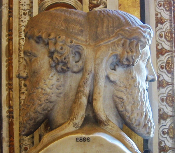 ¿Qué sabes de la ITALIA PRERROMANA? Jano