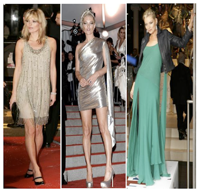 Looks Kate Moss para la noche más fashion
