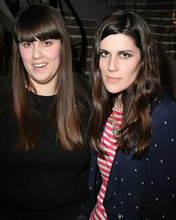 Imagen hermanas Kate y Laura Mulleavy. Rodarte