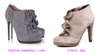 Zapatos abotinados 4 Tabitha Simmons vs Fosco