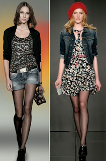 Looks print floral Pepe Jeans 3 2010/2011
