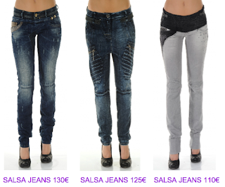 Jeans 1st Level Salsa Jeans 2010/2011