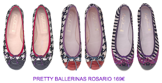 Pretty Ballerinas Dogtooth Check 2010/2011