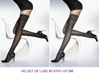 Medias stay-up sujeción rayas Wolford 3 2010/2011