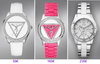 Relojes Guess 3