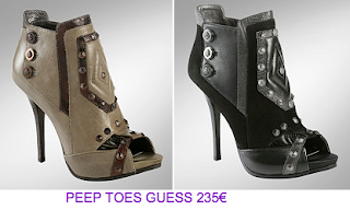 Peep toes Guess