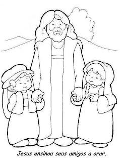 orar Bíblicos para crianças
